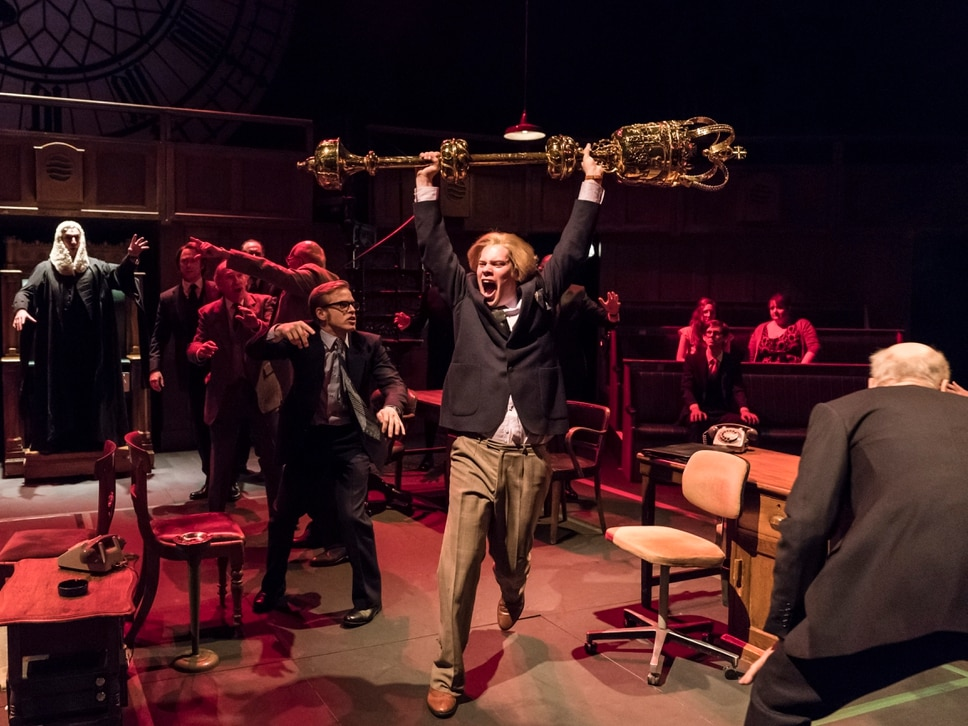 This House, Birmingham Rep - review and pictures