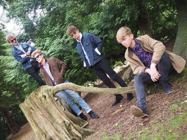 Wolverhampton unsigned band The Icon prepare for Soundwaves UK grand final