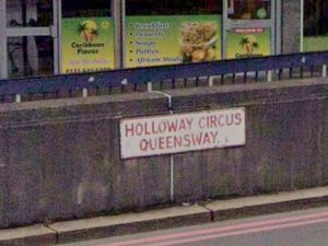 The attack happened on Sunday, October 10, in Holloway Circus.