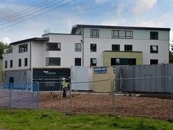 Development on former Sister Dora Care Home site takes shape