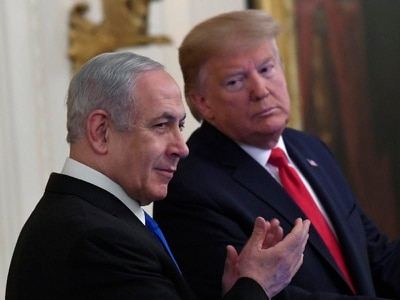 Trump peace plan delights Israelis but enrages Palestinians