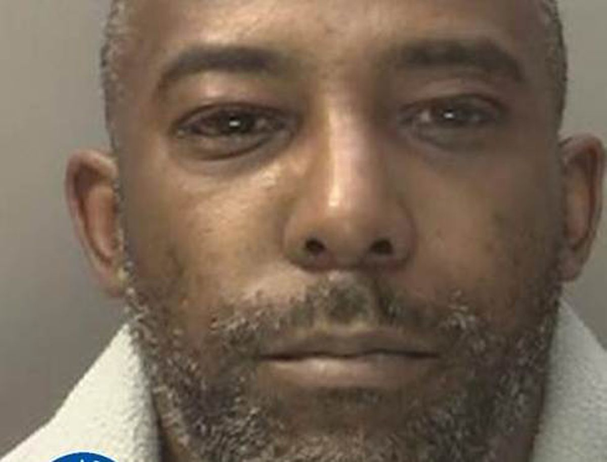Cleon Smith has been sentenced to 32 years in prison. Photo: West Midlands Police