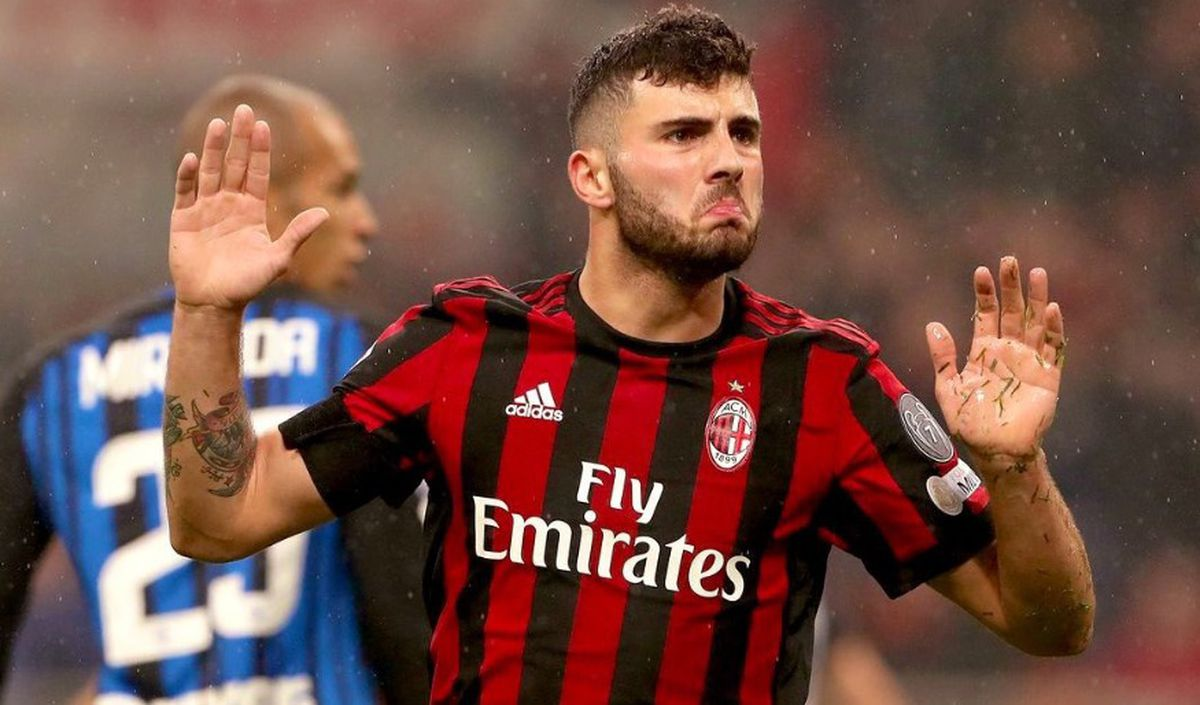 Patrick Cutrone could move to Wolves