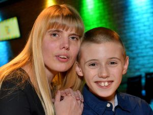 Louis Johnson raised over £7,000 for different causes and his Mum encourages other young people to do the same