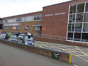 Anson House, on Lammascote Road, Stafford. Photo: Google Maps