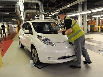 Peterborough surges ahead in electric cars adoption