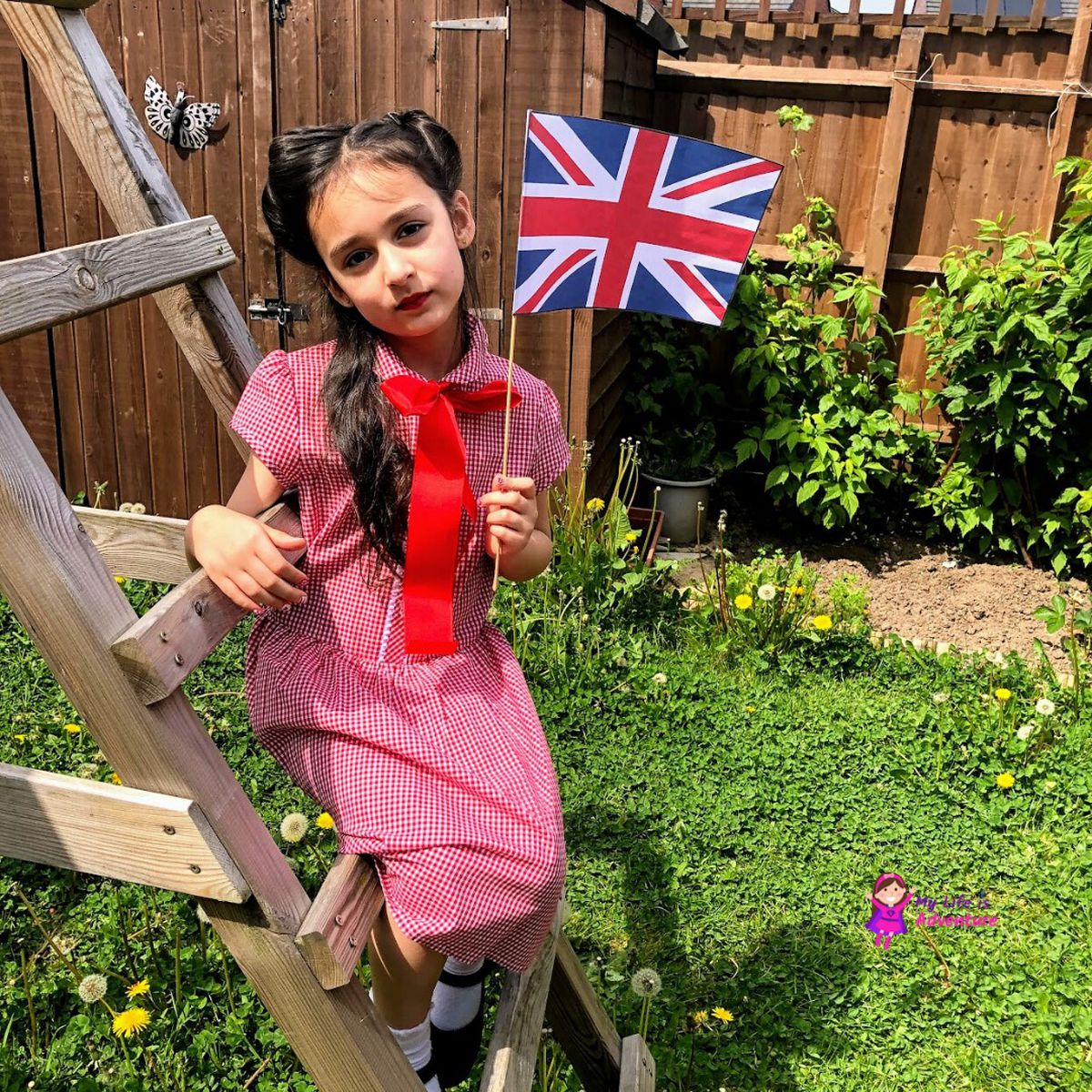 Safy, 7, from Wolverhampton