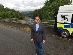 Hundreds of motorists caught speeding on busy Bewdley Bypass