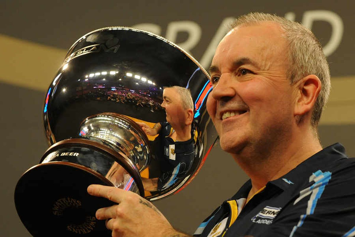 Phil 'The Power' Taylor - The greatest darts player of all time ?