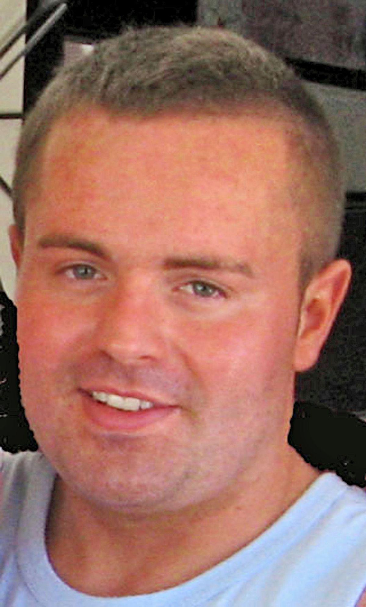 Richard Deakin was aged 27 when he was shot dead in his bed