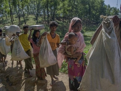 Bangladesh to build shelters for Rohingya child refugees without parents