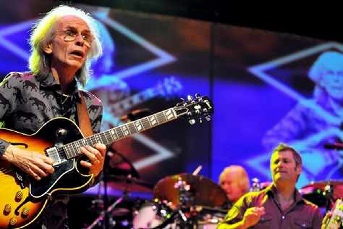 Concert review: Yes at Birmingham Symphony Hall