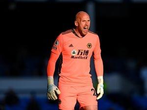 John Ruddy of Wolverhampton Wanderers. (AMA)