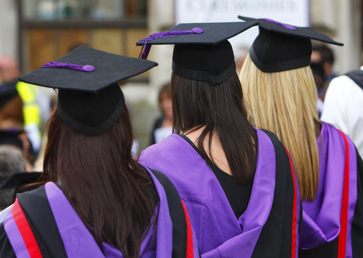There are concerns that students are reducing trust of employers in graduates