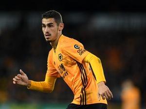 Meritan Shabani of Wolverhampton Wanderers (AMA)