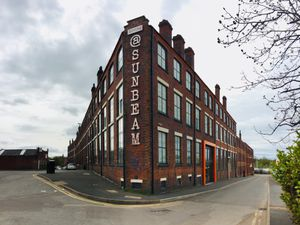 The former Sunbeam factory has been partially converted