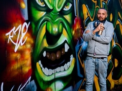 Revealed: Meet one of the graffiti artists behind the Wednesfield Road murals