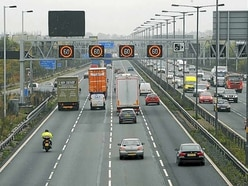 M6 traffic chaos after broken-down lorry leads to hour-long delays