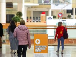 Footfall up 321% at Merry Hill as shops reopen