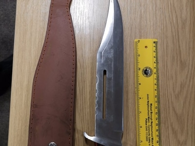 Teenager charged with carrying knife in Walsall