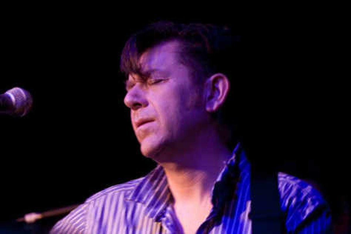 Pete Williams at Birmingham Glee Club
