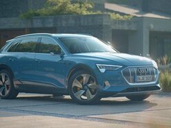 Audi's first all-electric car offers 248-mile range
