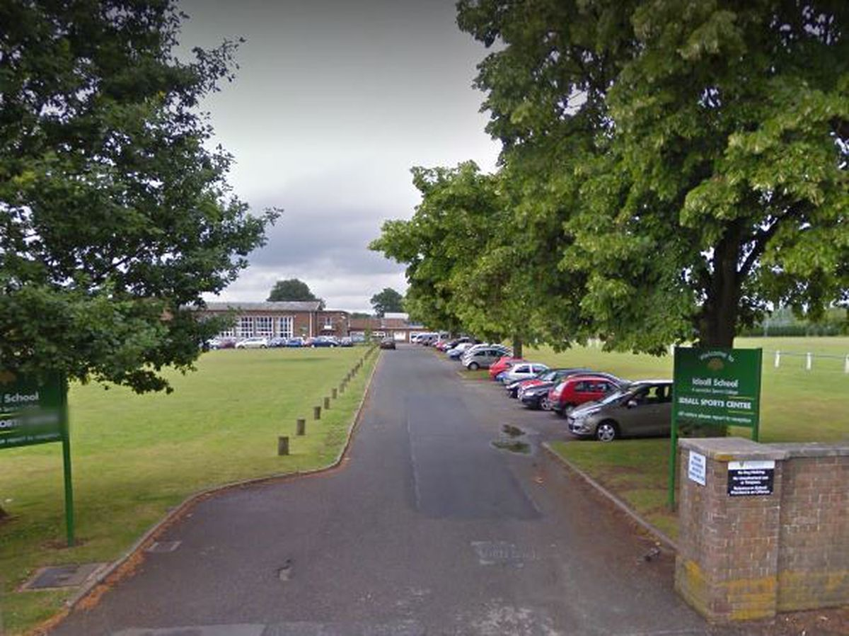 Idsall School. Photo: Google.