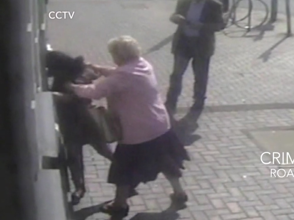 Doreen, 81, fights off cashpoint mugger on Black Country high street