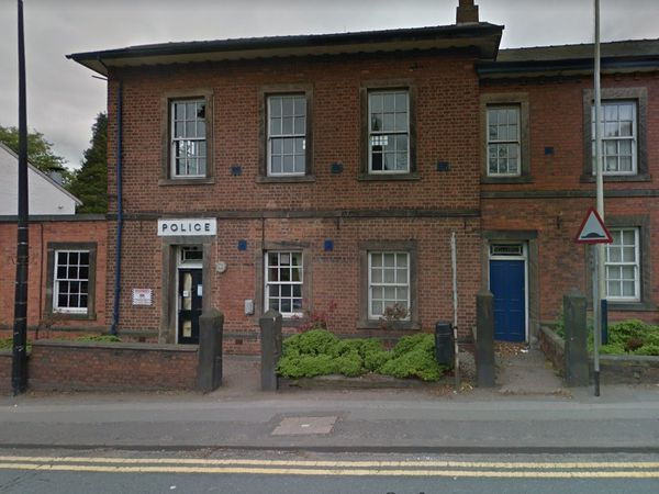 A Google Street View Image Of The Former Stone Police Station In Radford Street Stone