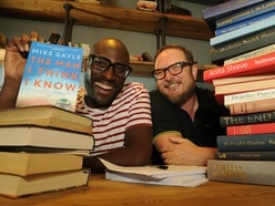 Once upon a time: Meet authors Mike Gayle and Miranda Dickinson