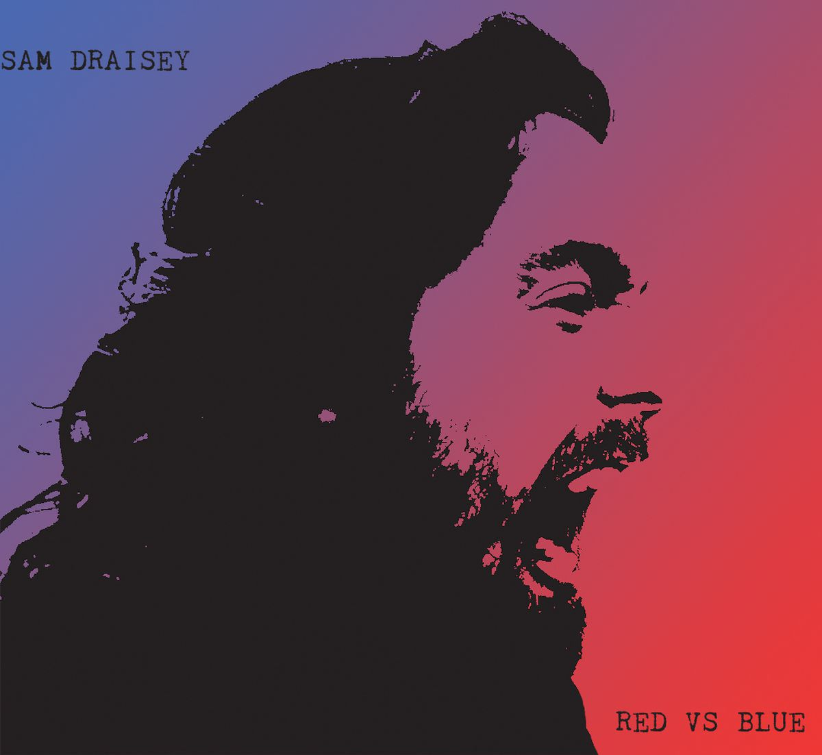 Red vs Blue, which is released on May 1, showcases 18 new diverse songs
