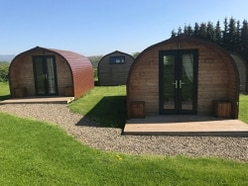 Glamping site approved in Staffordshire