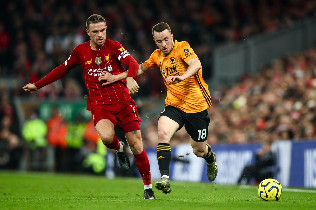 Done Deal Diogo Jota Completes 45m Move From Wolves To Liverpool Express Star
