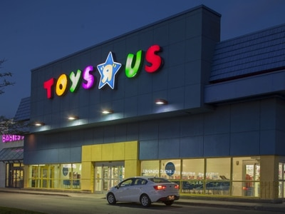 UK stores unaffected as Toys'R'Us files for bankruptcy protection in the US and Canada