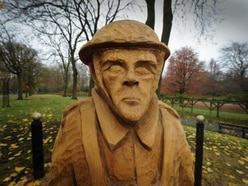 Heroic First World War soldiers to be honoured with permanent sculptures in park