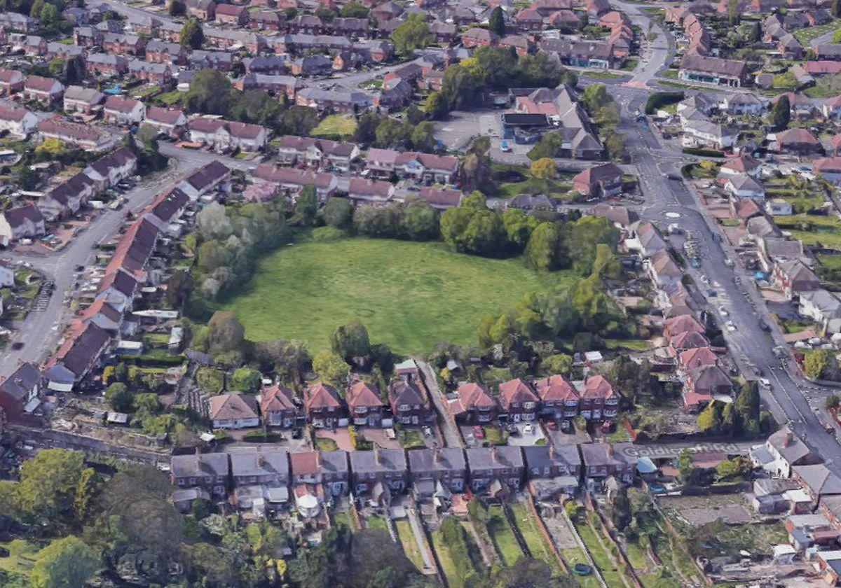 The park. Photo: Google
