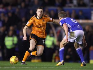 Despite being floored a number of times against Blues, Jota keeps on getting up.