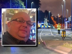 Tributes as Tipton man dies six weeks after being hit by motorbike on A461