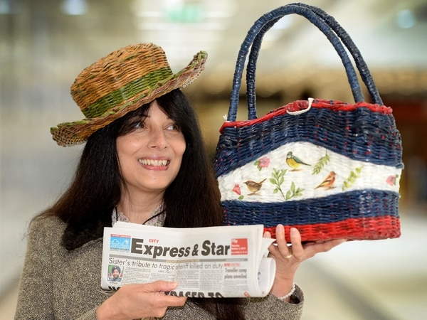 Read all about it! Valerie's amazing creations made with the E&S