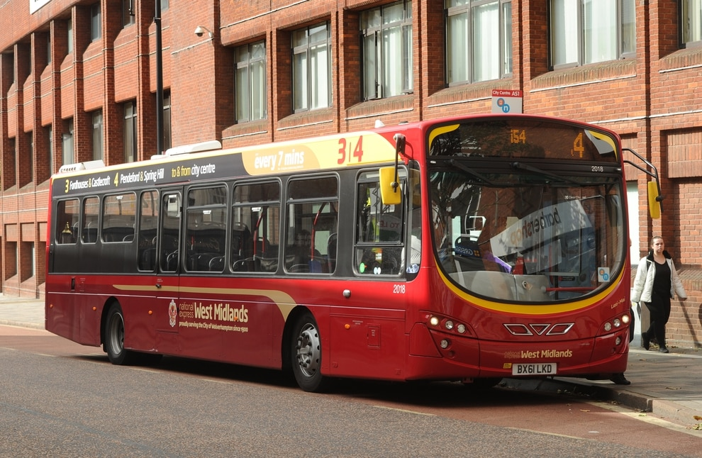 Record Profits And Revenue For National Express Express