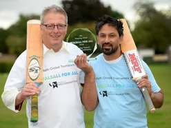 Faiths come together for Walsall cricket match