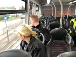 Express & Star comment: Are bobbies on a bus a poor use of police resources?
