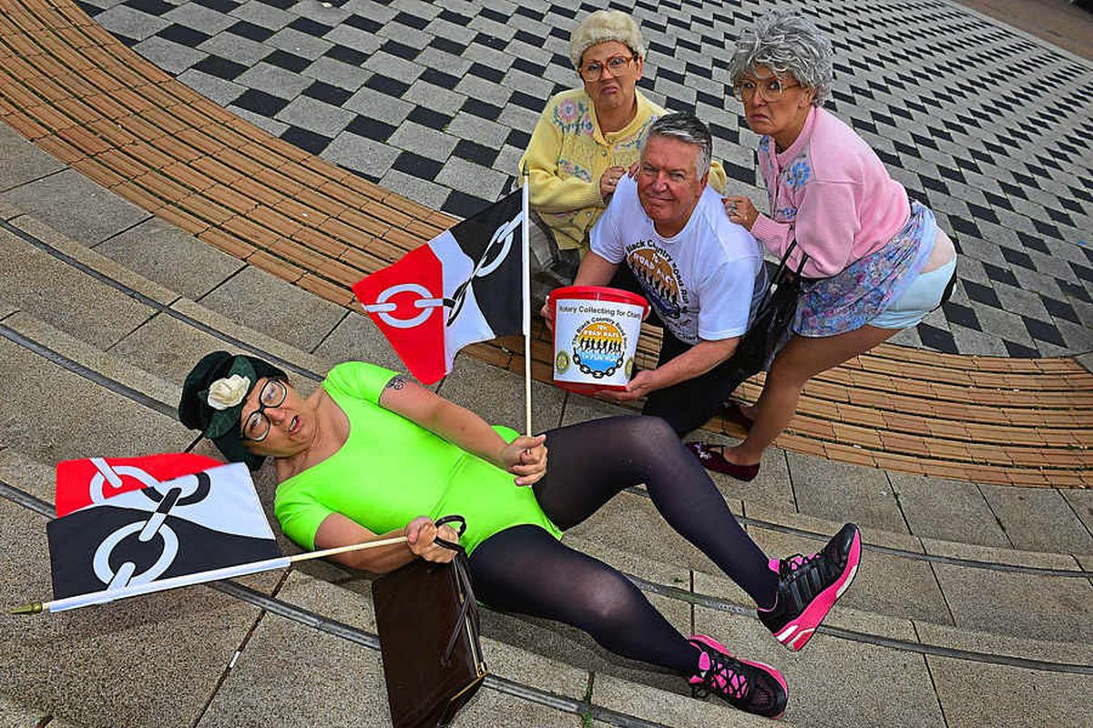 Warm up with The Fizzogs for this year's Black Country Run