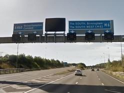 Pedestrian hit by lorry on M6 named as Penkridge man
