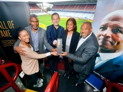 Cyrille Regis inducted into National Football Museum's Hall of Fame