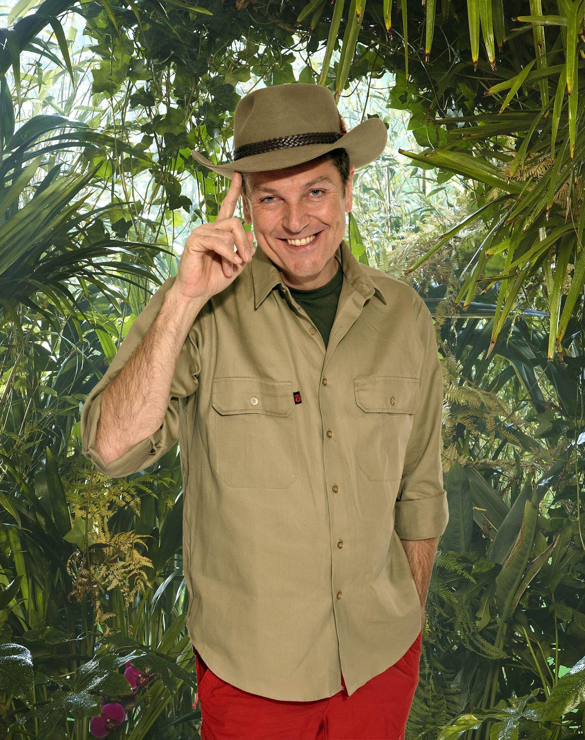Jungle fever – Brian was in I'm A Celebrity in 2012