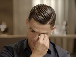 'I didn't expect to cry' – Ronaldo breaks down after seeing footage of dad