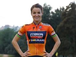 Former world road race champion Lizzie Deignan announces birth of daughter