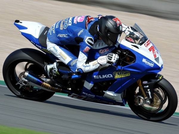 Teenage star Stacey ready to make his BSB bow