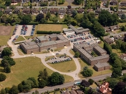 Housing estate plans backed for old Staffordshire Police HQ site
